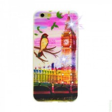 Diamond Silicone iPhone 6 Cold London