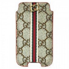 Case Gucci Gray/Brown iPhone 4/3GS A08