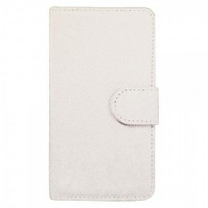 FT Leather Case Bi-Fold White for Samsung Galaxy S2