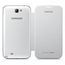 Samsung Flip Case for Galaxy Note2 N7100 white