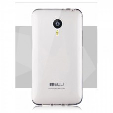 Silicon case for Meizu M2 note Clear