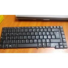 Клавиатура HP Elitebook 6930, 6930P черная с Point stick Оригинальная клавиатура. Русская