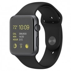 Apple Watch Sport 42 black MJ3T2