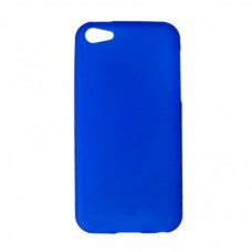 Накладка Drobak Elastic PU для Apple Iphone 5c Blue