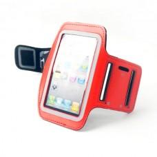 Чехол на руку Sport iPhone 5 красный универсальный