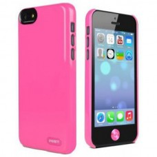 Чехол Cygnett iPhone 5C case Form Pink PC