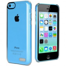 Чехол Cygnett iPhone 5C case Crystal Clear PC