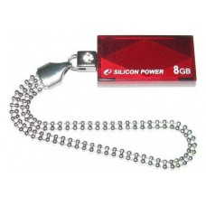 Usb флеш Silicon Power Touch 810 8GB Red