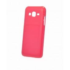 Накладка Goospery на корпус Samsung G361 розовая
