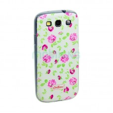 Чехол-накладка силиконовая для Meizu M2 mini Diamond Silicone Cath Kidston Wedding Flower