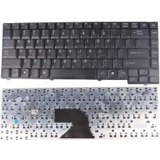 Клавиатура Toshiba Satellite A200 черная матовая