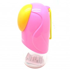 Бутылка Remax Parrot Glass RCUP-017 розовая 280ml