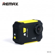 Экшн камера Remax Waterproof Wi-Fi SD-01 Yellow