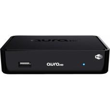 Медиаплеер сетевой Aura HD WiFi с годовой подпиской OLL.TV