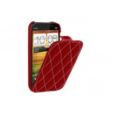 Чехол Vetti Craft Slim Flip Htc Desire C Diamond Series Red