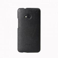 Чехол-накладка Melkco для Htc One M7 Black