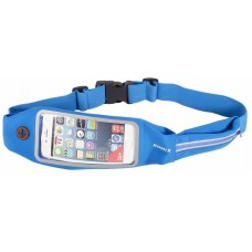 Сумка Romix RH16 Waist bag/Belt with touch screen window max 4.7 Blue