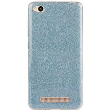 Чехол-накладка TOTO TPU Case Rose series 2 Xiaomi Redmi 4a Blue
