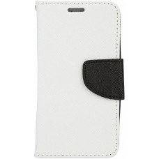 Чехол-книжка Toto Book Cover Mercury Meizu M3S White