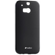 Чехол Melkco Htc One M8 Poly Jacket Tpu Black