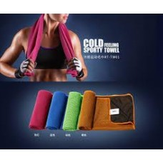 Полотенце для спорта Cold Feeling Sporty Towel REMAX RT-TW01