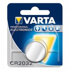 VARTA CR2032 Lithium (230 mAh) 1шт./уп.
