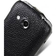 Чехол Melkco Leather Case Jacka Black for Htc Desire C A320e O2DERCLCJT1BKLC