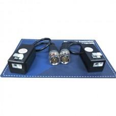 Пассивный приемопередатчик видеосигнала N101P-HD-S2 AHD/CVI/TVI, 720P/1080P - 400/200 метров, цена за пару