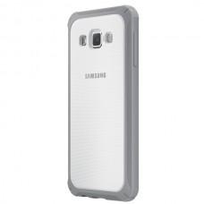 Чехол накладка Samsung Galaxy A3 EF-PA300BSEGRU светло-серый