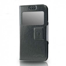 Kнижка Universal Book Cover Mobiking Soft Touch 5 Black