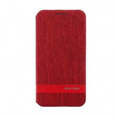 G-Case Funky Series Flip Case for iPhone 8 Plus Red