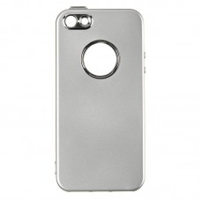 HONOR Matte Chrome for iPhone 5 Silver