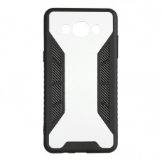 IPaky Carbon Fiber Seria for Samsung J700 J7 Black