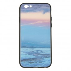 IPaky Glass Print for iPhone 7 Plus Air