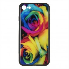 IPaky Print Series for iPhone 6 Plus Mystic Roses 115