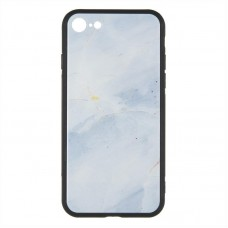 IPaky Print Series for iPhone 6 Plus White Marmor RCD147
