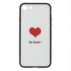 IPaky Print Series for iPhone 7 Plus Be Loved G33