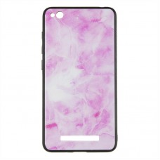 IPaky Print Series for Xiaomi Redmi Note 4x Pink Marmor RCD159