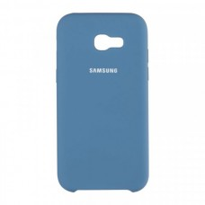 Original Soft Case Samsung G935 S7 Edge Dark Blue