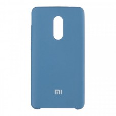 Original Soft Case Xiaomi Redmi Note 4x Dark Blue