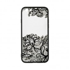 Rock Tatoo Art Case for Huawei Nova Lite 2017 Fantasy Flowers