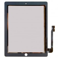 Touchscreen Len iPad 4 Black OR