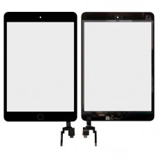 Touchscreen Len iPad mini 3 with microscheme Black OR