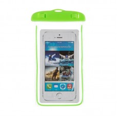 "Universal Waterproof Case for iPhone 6 Green (5,5"")"
