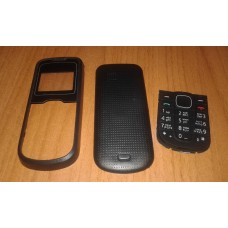 Корпус Nokia 1202 High Copy Черный