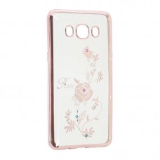 Beckberg Breathe seria for Meizu M5c Rose