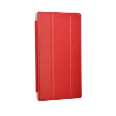 Goospery Soft Mercury Smart Cover Samsung T560 Galaxy Tab E 9.6 Red