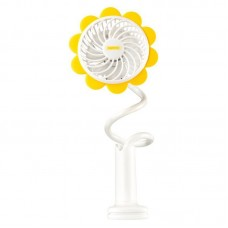 Remax OR Fan Sunflower F12 Yellow