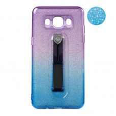 Remax Glitter Hold Series for Samsung J510 J5-2016 Blue/Violet