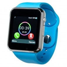 Smart Watch A1 Blue (with SIM + MicroSD + Camera)